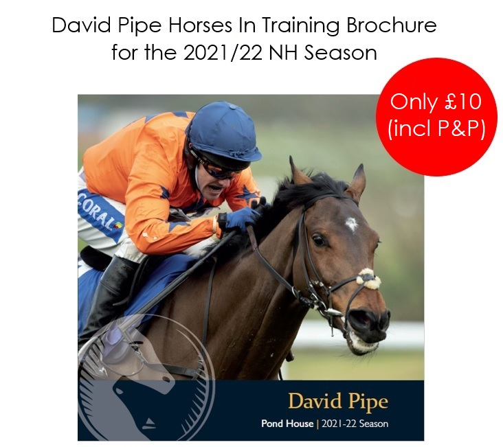 David Pipe 2021/22